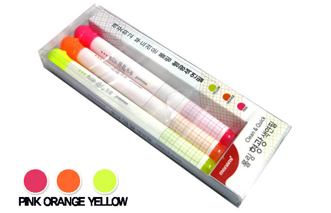 MONAMI Rolling Highlight Colored Pencils